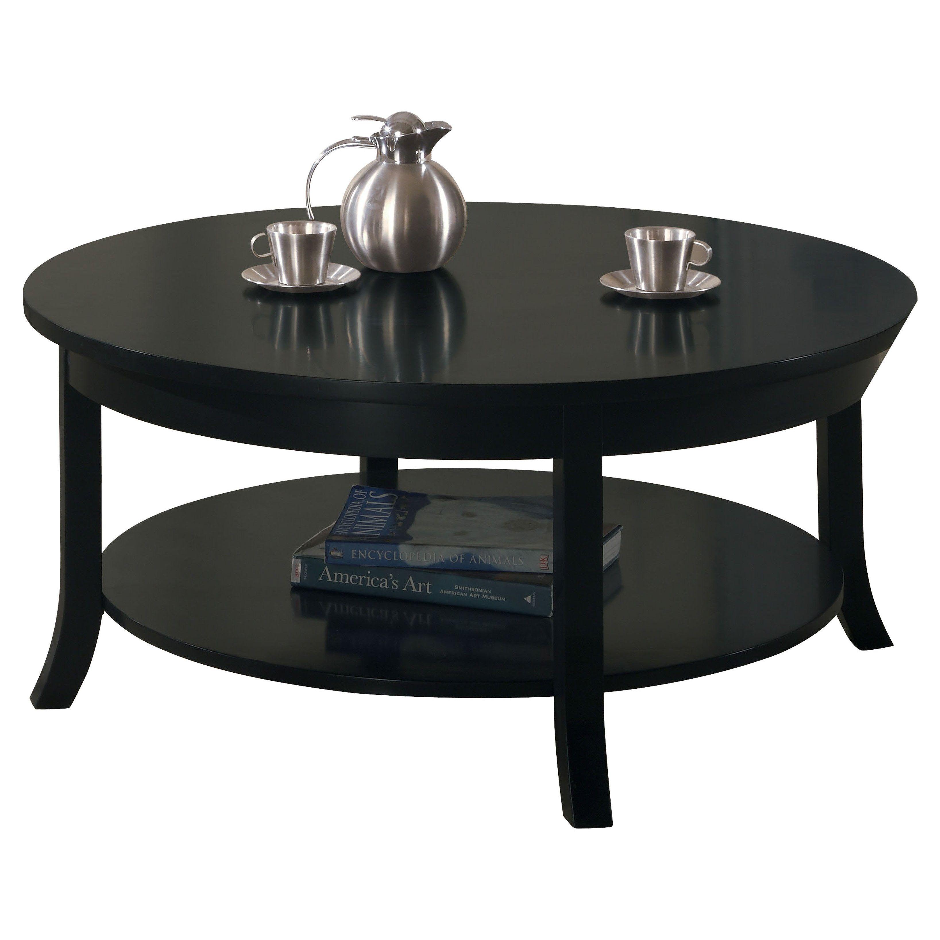 Gardena Coffee Table Black Acme Round Wood Coffee Table Round Black Coffee Table Coffee Table [ 3273 x 3273 Pixel ]