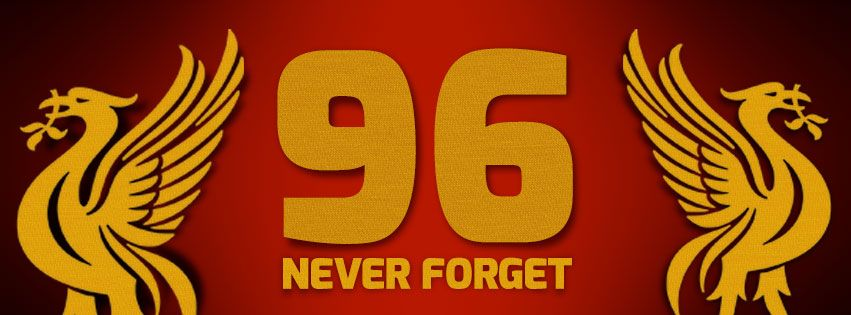 You are always on our minds!  #LFC #JFT96 #YNWA