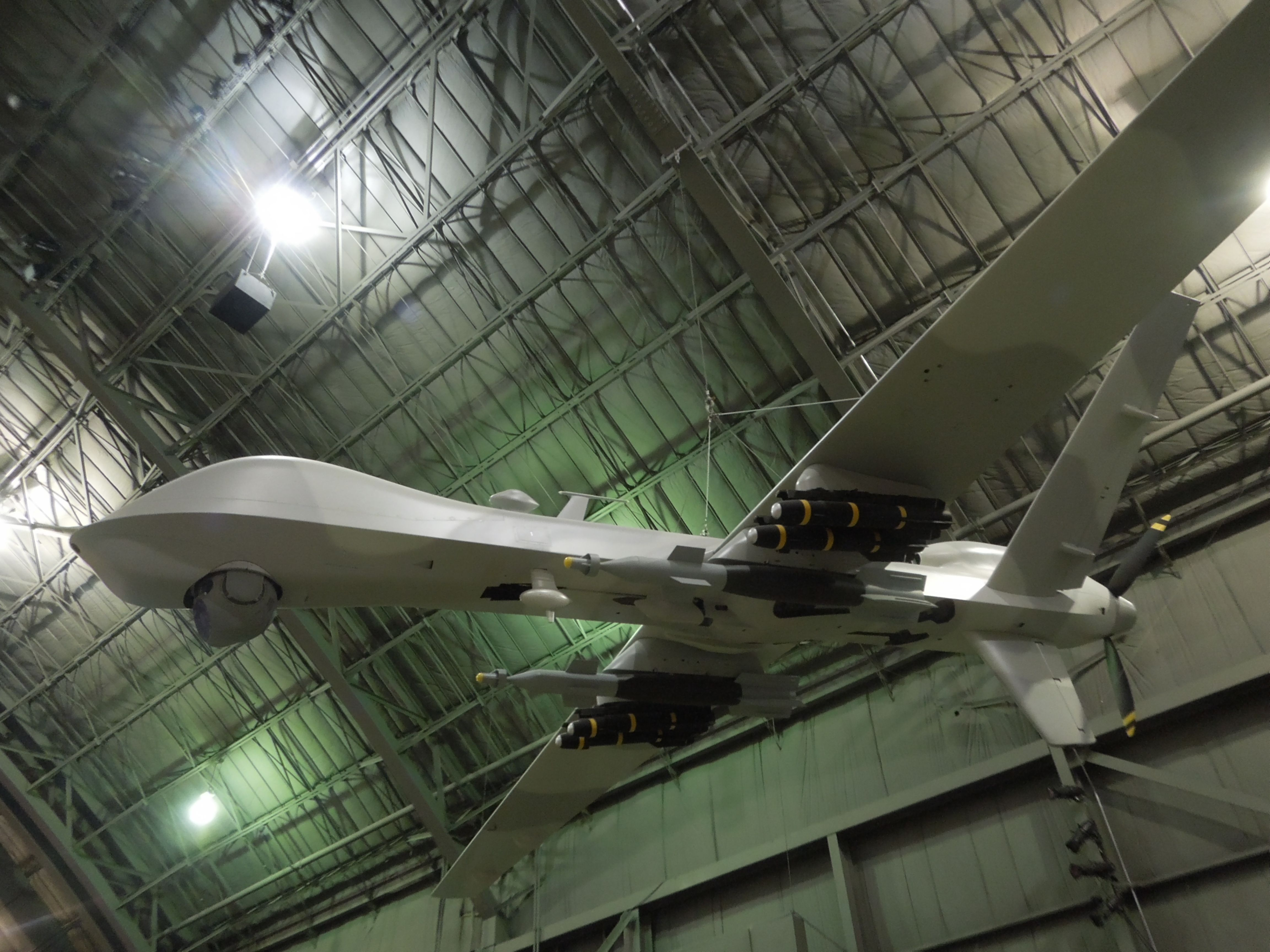 Military Drone / United States Air Force Museum / Wright