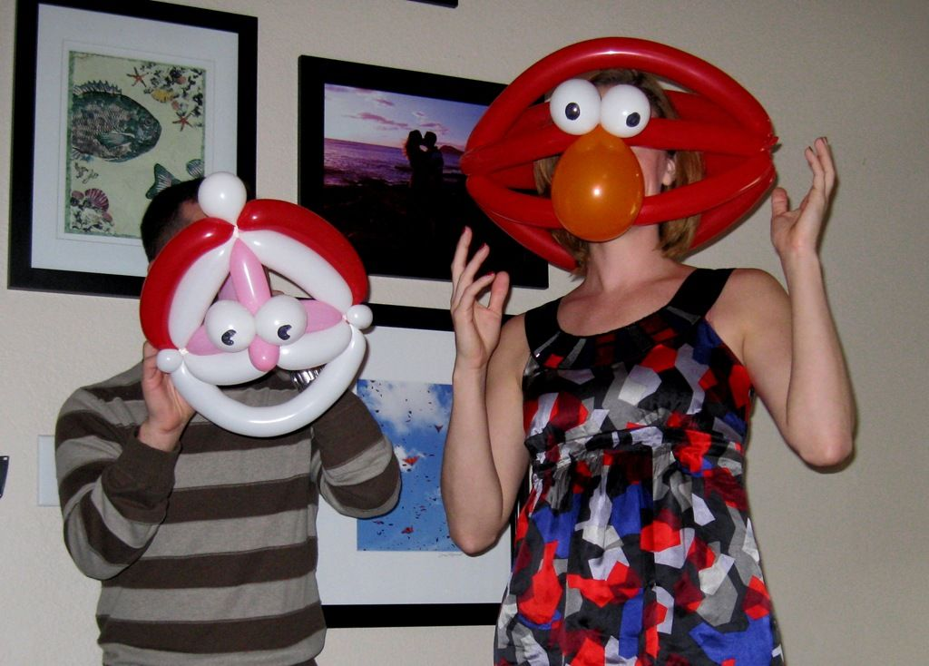 cute balloon ideas Party Ideas and Gift Pinterest Birthday