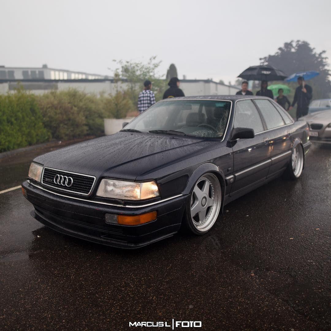 Audi V8 Stance Sommarlandsträffen V3icl3s