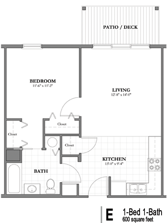 decorating 600 square feet westlake senior apartment 600 sq ft apartment floor plan thraam com