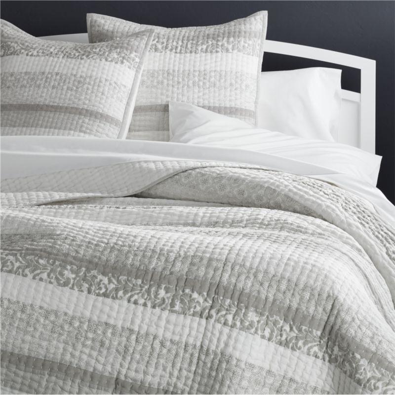 u003cbr u003eu003cNEWTAGu003eOur contemporary take on patchwork bed