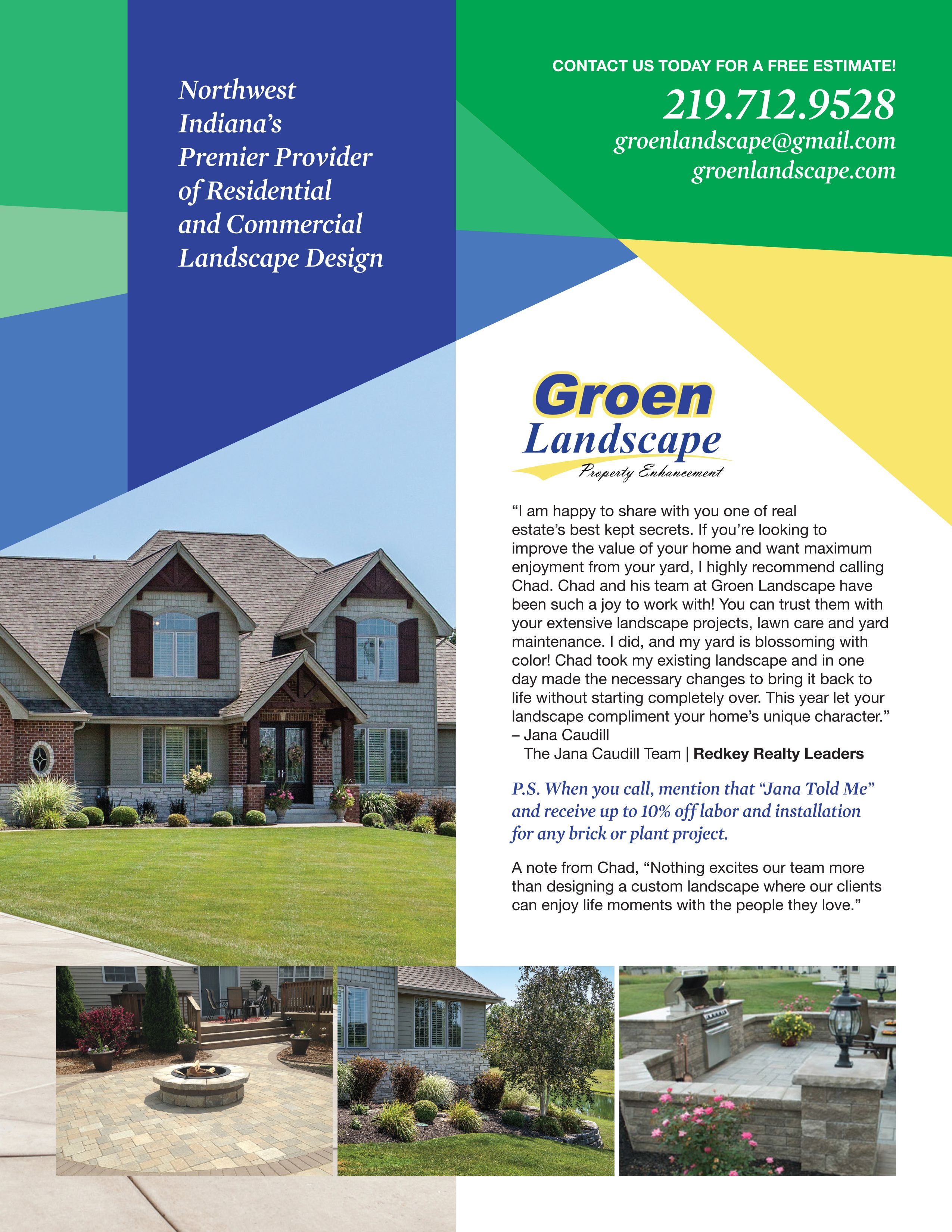single page flyer amygraudesign landscape brochure flyer single page flyer amygraudesign landscape