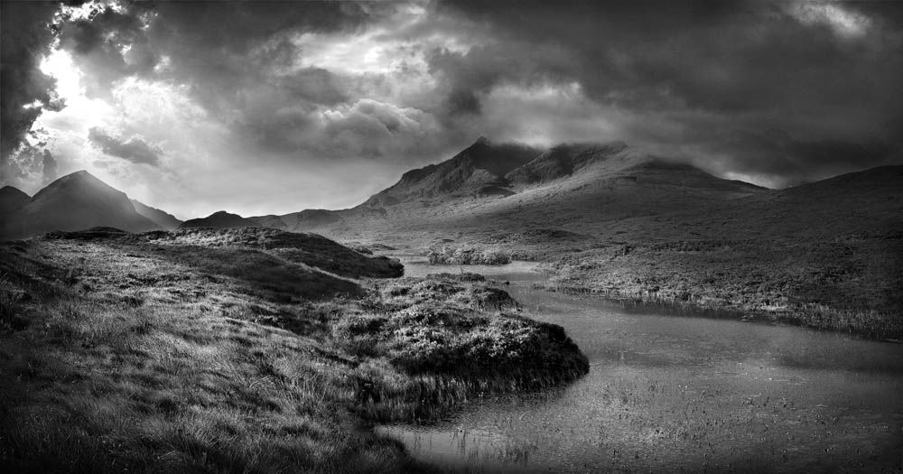 When we set out to find modern masters of the bw landscape we were astonished at the quality and variety of monochrome scenics being made today