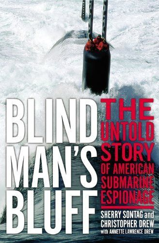 Blind Mans Bluff Book - BLINDS