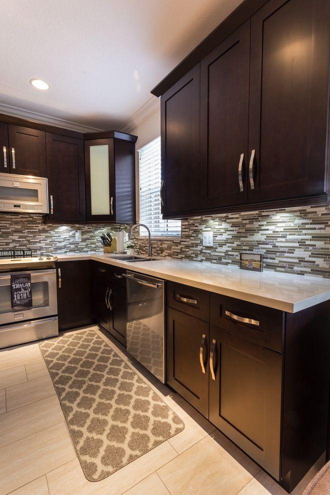 Beautiful Decorate Kitchen | Slate kitchen tiles, Kitchen ...