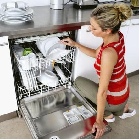 How To Disinfect Your Dishwasher Clean Dishwasher Sanitizing