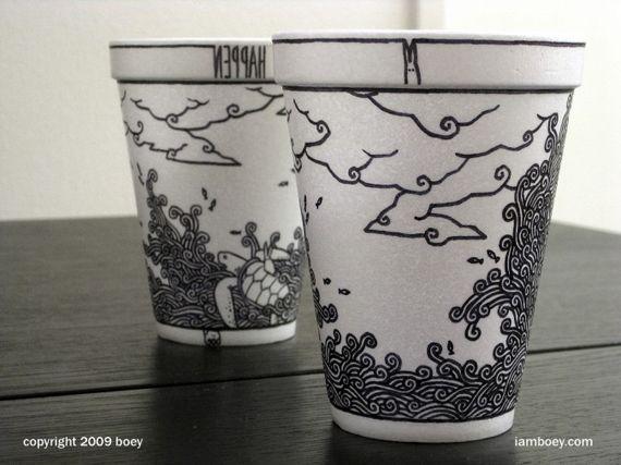 sharpie cup - Buscar con Google