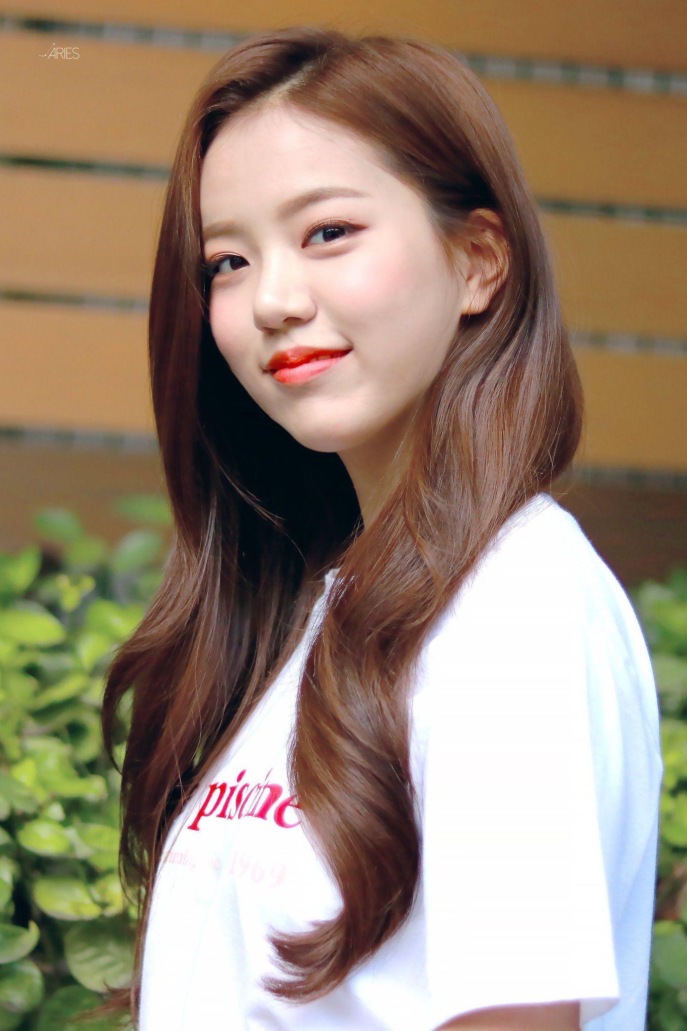 Aries On Twitter Lena Girl Kpop Idol