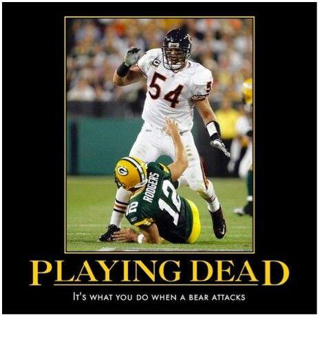 bbff6f11 Bears Fan!! Anti Green Bay memes... | Gay Bay Packers | Packers ...