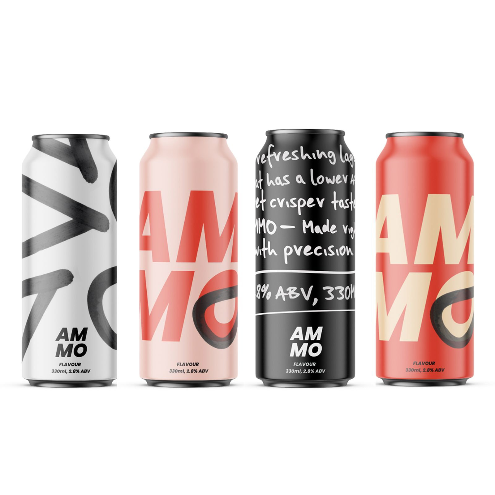 By Hannah Tempany Ammo Crafts Brand Packaging Craft Beer