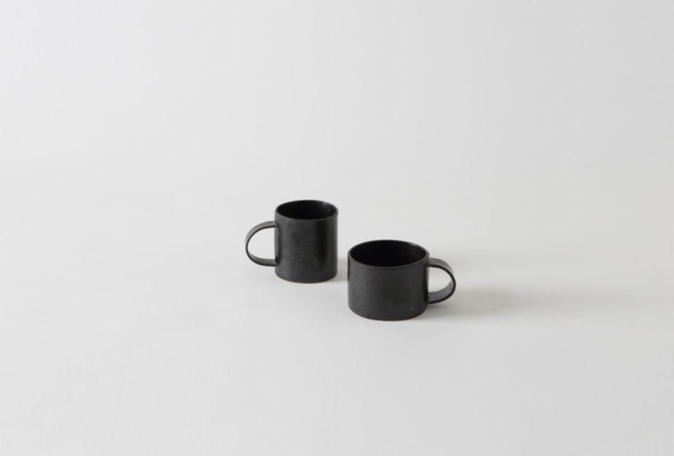 Len Carella Short Black Mug