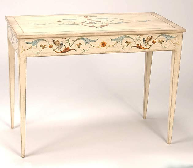 Showroom Furniture For Sale: Hand Painted Furniture – Showroom Sample Sale