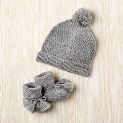 Alpine Hat and Booties  2b2a8f99d315