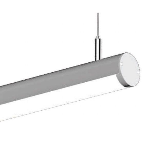 Lllra 1 4 Quot Diameter X 48 Quot Round Body Led Linear Lighting