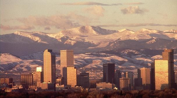 Denver CO. Lived here from 1984 off and on until 1992. Miss a few of the people but not the state its self.
