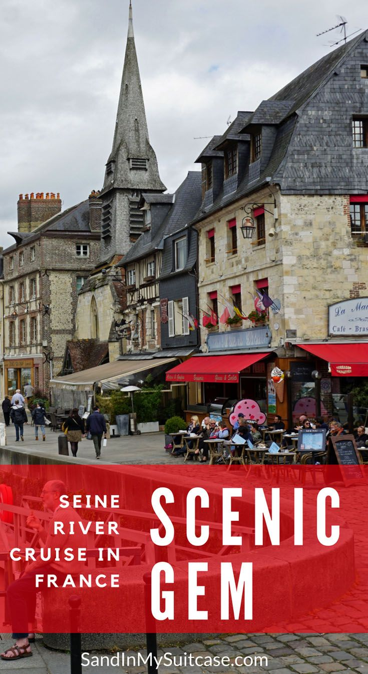Cruising The Seine River On The Scenic Gem France Cruises And - France river cruise