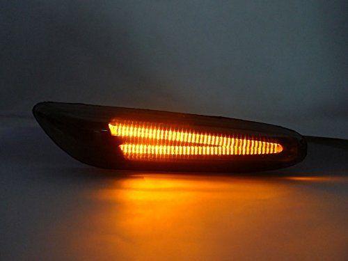 Depo Super Bright Smoke White Led Side Marker Light Autos Y Motos Autos Y Motos