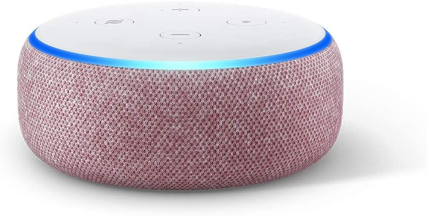 Echo Dot 3rd Gen Smart Speaker With Alexa Charcoal Amazon Devices In 2020 Echo Dot Speaker Amazon Echo