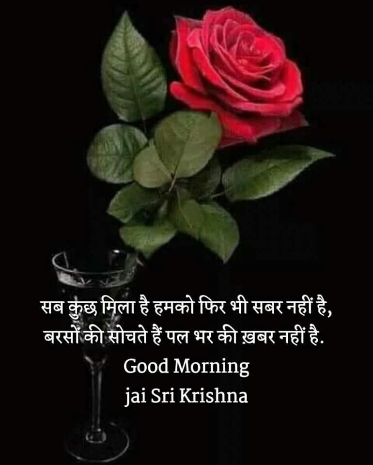 Pin By Geeta On Morning Quote Good Morning Messages Hindi Good Morning Quotes Good Morning Sunrise