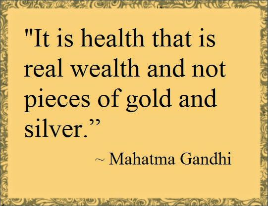 An Article On Health Is Wealth An Article On Health Is Wealth For  An Article On Health Is Wealth