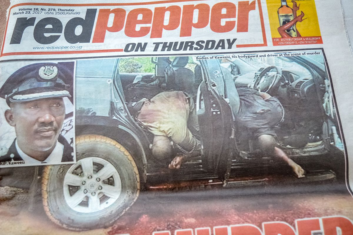 Ugandans Debate Legality, Morality of Publishing Photos of the Dead