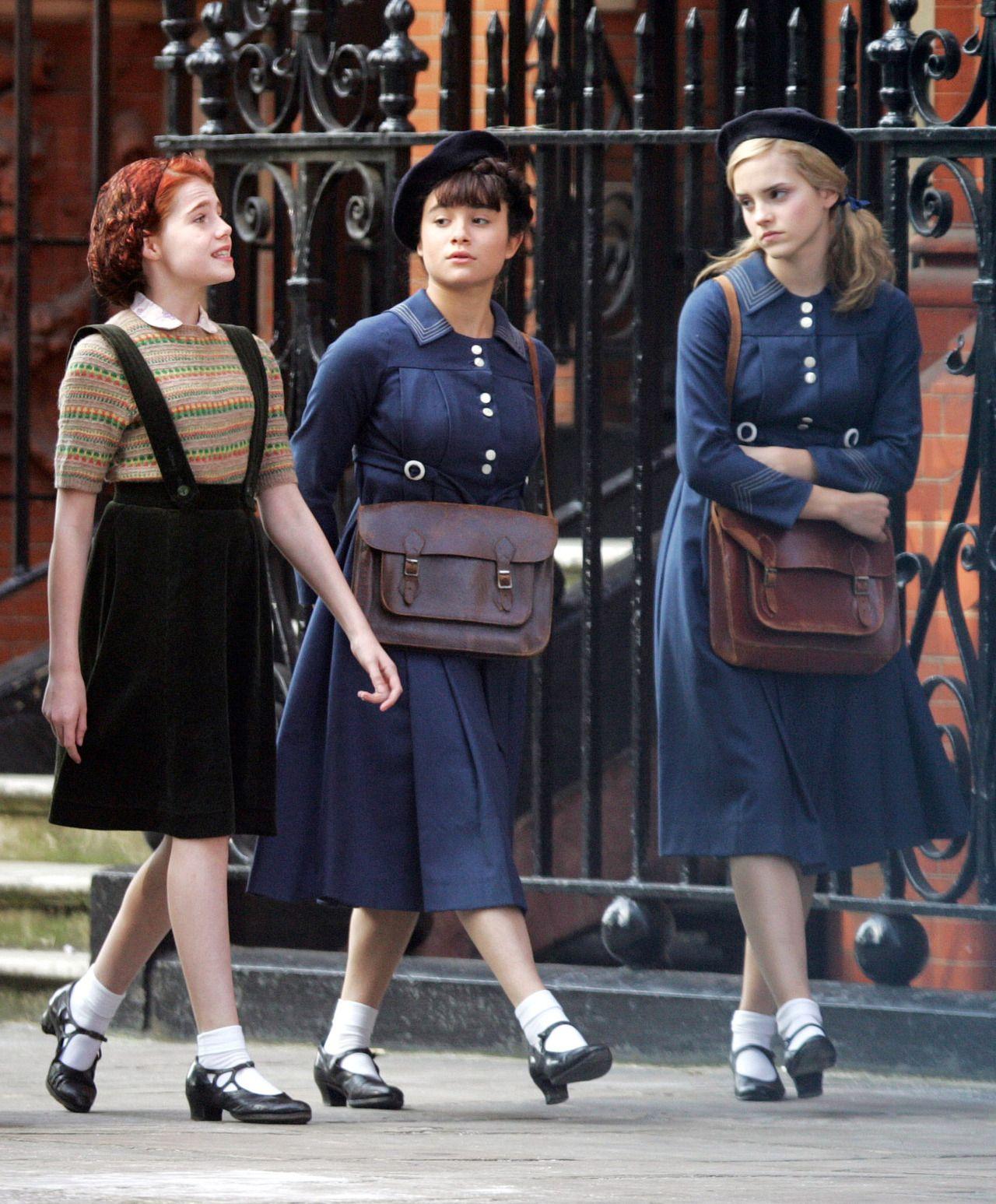The Film Ballet Shoes Vintage Fashion In Film Tv