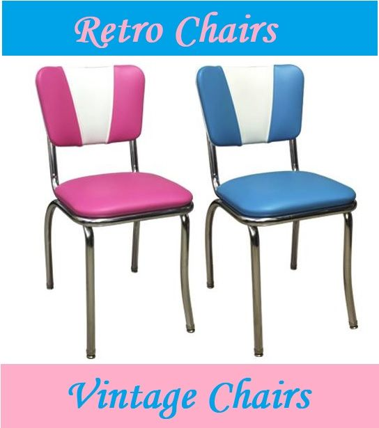 Commercial Grade Made To Order In The Usa Retro Chairs