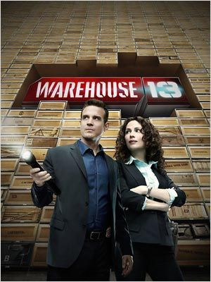 Warehouse 13. My newest obsession- so awesome!!