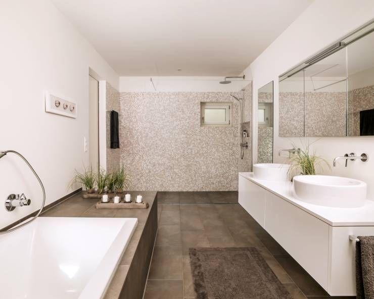 Badezimmer Sternenhimmel ~ Badewanne unter dachschräge. tolle fliesen dazu! koupelny
