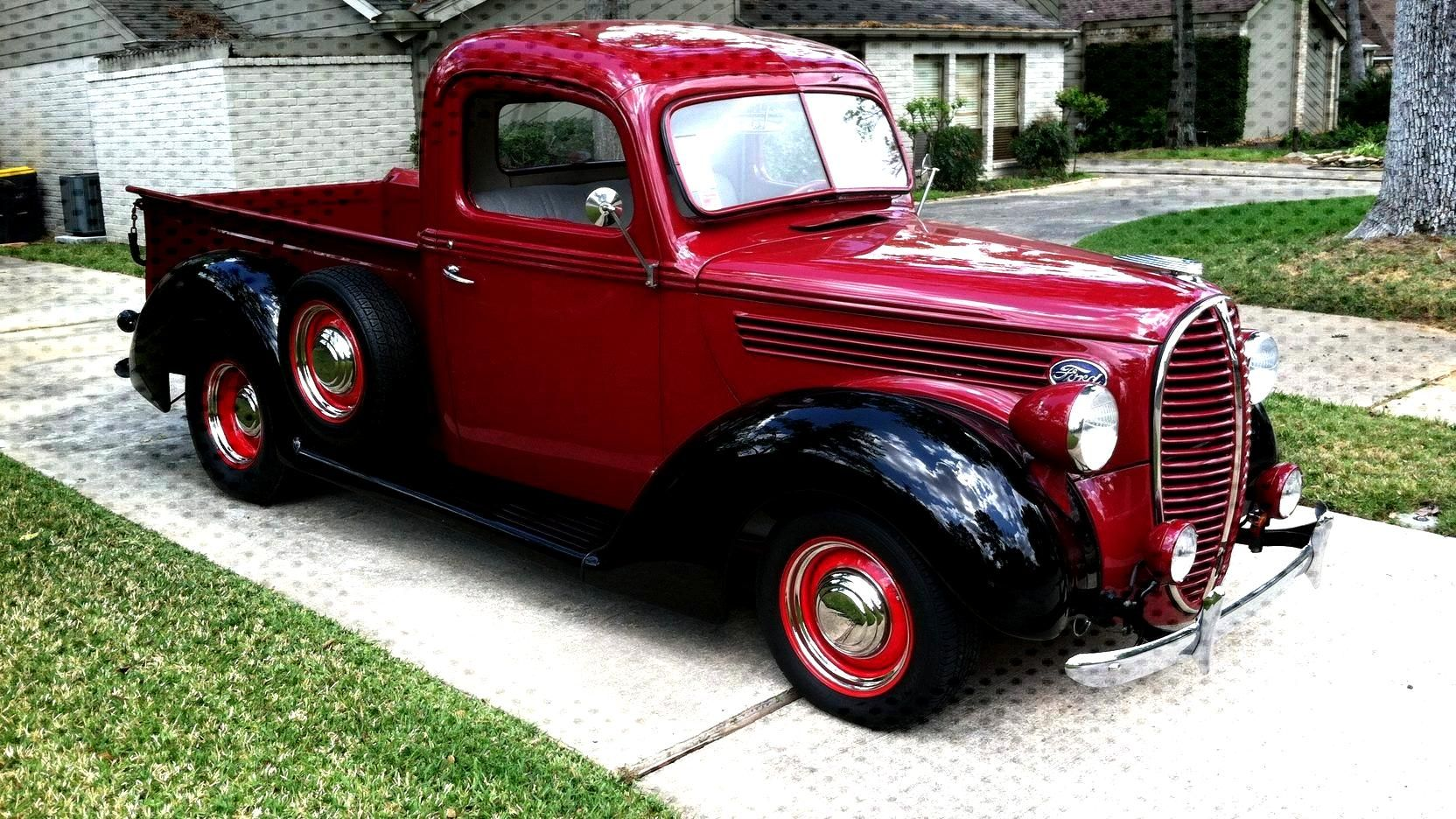 1938 Ford Pickup | S286 | Houston 2013