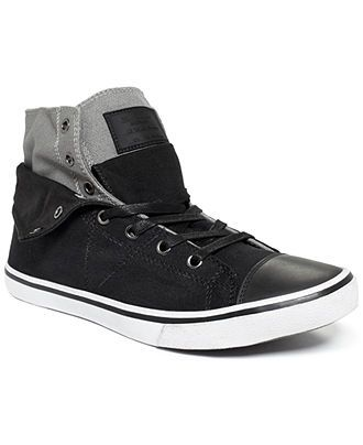 quality design f2275 c82fd GUESS Mens Shoes, Mat Hi-Top Sneakers - Shoes - Men - Macys Nike