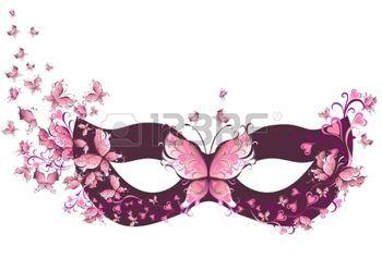 masque carnaval: Masque de carnaval Illustration