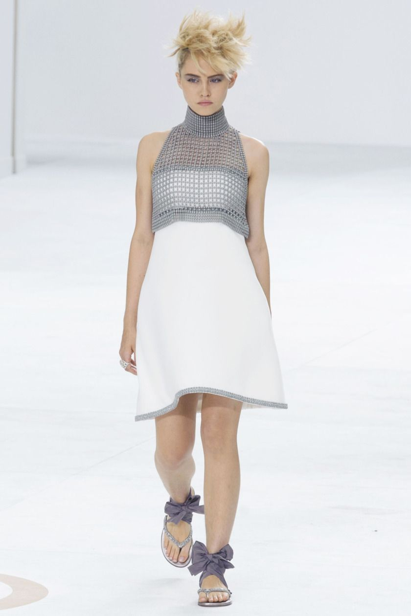FALL 2014 COUTURE CHANEL COLLECTION