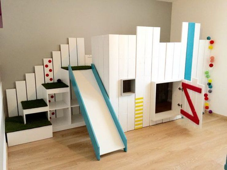 mommo design 10 ikea kura hacks ikea kinderzimmer kinder zimmer hochbett. Black Bedroom Furniture Sets. Home Design Ideas
