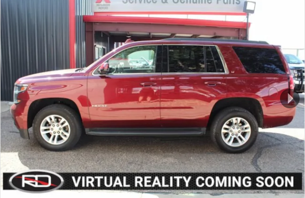 2017 Chevrolet Tahoe Lt Year 2017 Make Chevrolet Model Tahoe