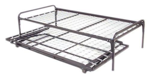 Hi Riser Complete Bed Wpop Up Trundle By Coaster Homebedroom