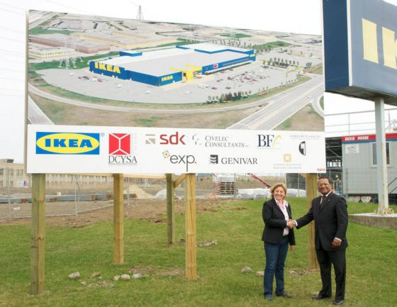 IKEA Montreal will be largest IKEA store in North America