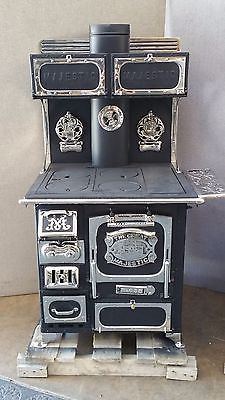 (BABY) MAJESTIC COOK STOVE MODEL #638 CIRCA 1905