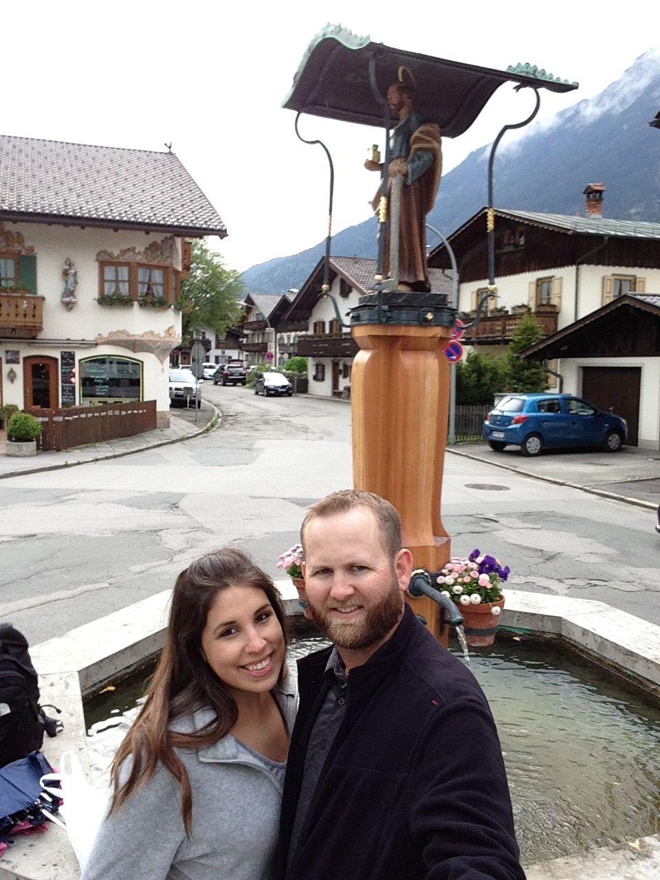 Travel tips Garmisch-Partenkirchen, Germany Faith. Love. Travel blog #Germany #Garmish-Partenkirchen # travel