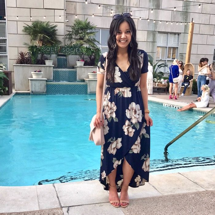 Pool Party Dress