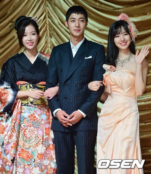 Media Pics of Kim Hyun Joong for Inspiring Age drama showcase