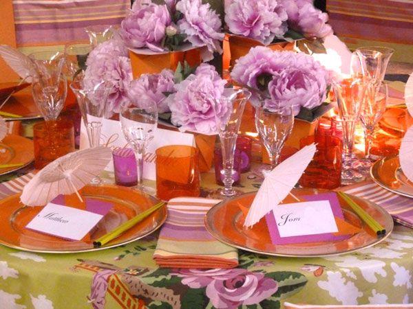 Elegant Dinner Party Table Settings | http://www.housetohome.co.uk ...