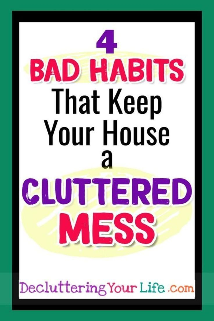 Overwhelmed By Clutter? Here's 4 Reasons WHY You're a Cluttered Mess images