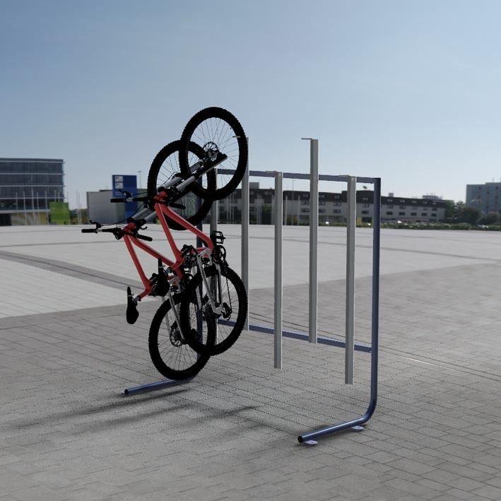 Vertical Bike Rack Biker Rack Pinterest Vertical Bike Rack