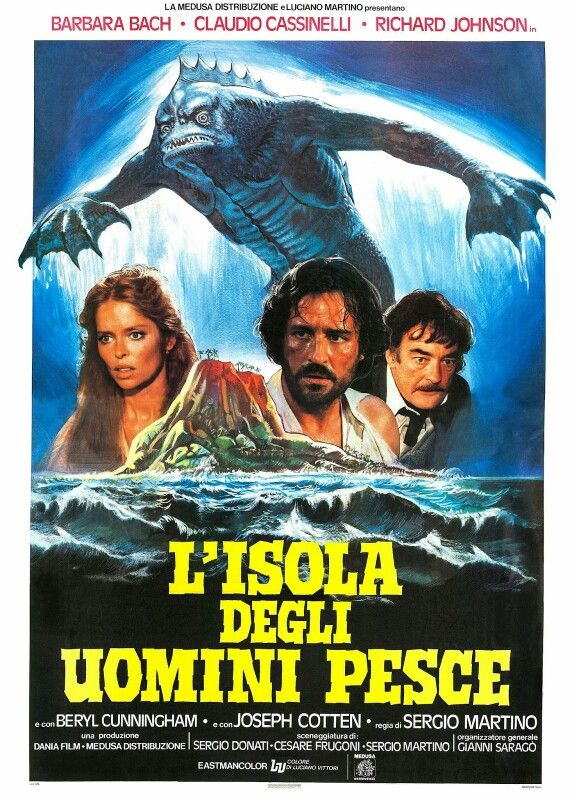 Eurocult (With images) Island movies, Exploitation film