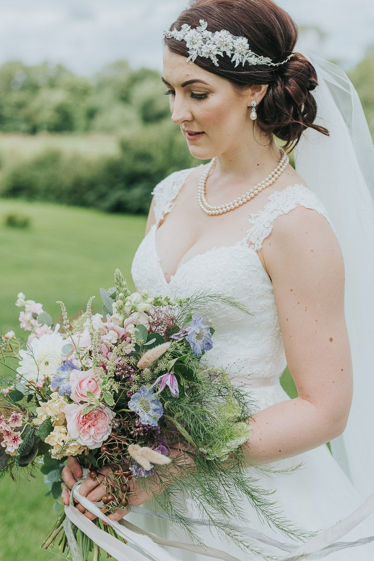 non-traditional country party barn wedding | wedding