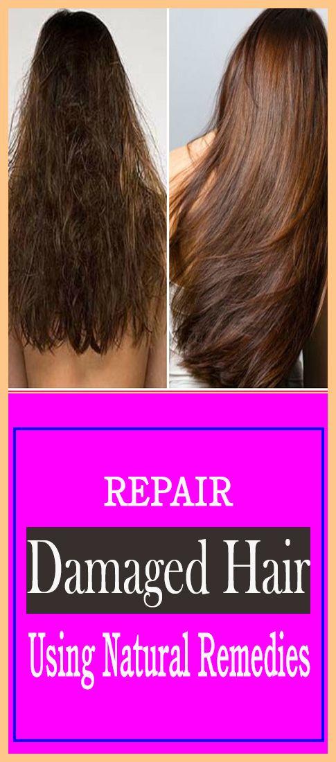 Repair Damaged Hair Fast With Using Natural Remedies Lets Tallk