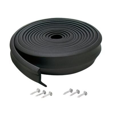 M D Building Products 2 In X 16 Ft Rubber Replacement For Garage